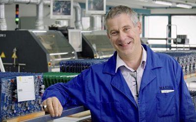 Bob Smit nieuwe Productie Manager